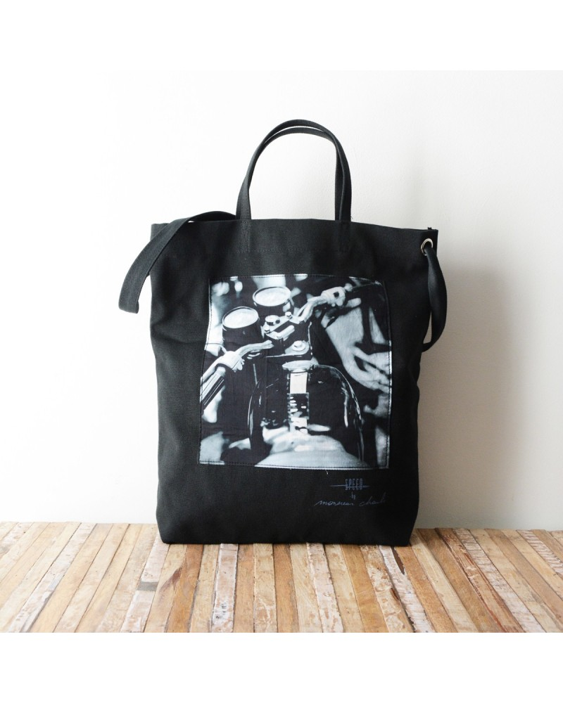 Tote Bag en coton MOTO