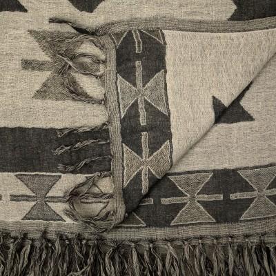 Photo de notre Echarpe en laine ALPHONSE par Monsieur Charli