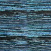 Photo de notre Chèche en coton ERNEST bleu par Monsieur Charli