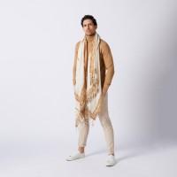 Photo de notre Echarpe en laine DESIRE par Monsieur Charli