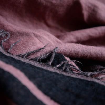 Photo de notre Echarpe en laine WALTER par Monsieur Charli